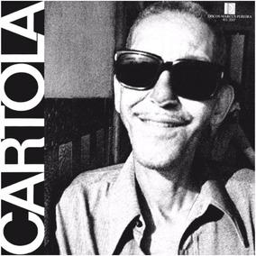 Lp Cartola 1974 Novo Lacrado 180g Produto Oficial Polysom