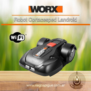 Robot Cortacésped Landroid L 2000 M2 Wifi Worx Wg797e.1