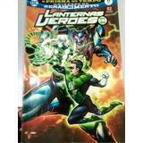 Quadrinho Lanterna Verdes - Dc Renascimento - N. 11
