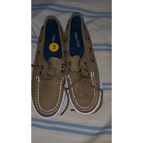 Zapato Nautica De Niño Talla 34