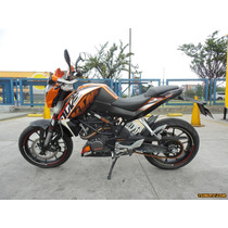 Ktm Duke 200 Limited