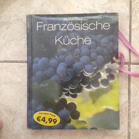 Livro Französische Küche - World Food - Gastronomia