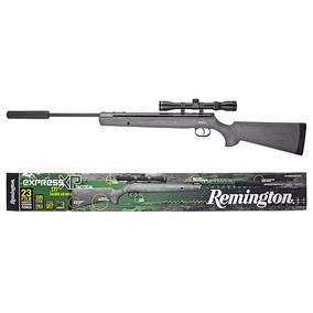 Rifle De Aire Remington Xp Tactical Diabolo 177 Mira 3-9x32
