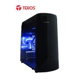 Case Gamer Teros Te-microd, Mini Tower, Atx 450w, Sata, Usb