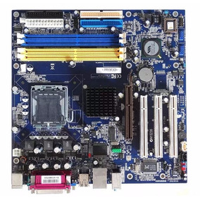 Placa Mãe P4m800p7ma Intel Lga775 Ddr2 Pentium 4 Celeron