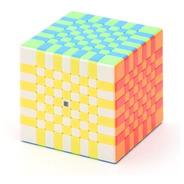 Cubo Mágico 9x9x9 Moyu Meilong Mf9 Colorido Em Estoque