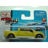 Miniatura Metal Caminhonete Maisto-ford Mighty F350 -1:64