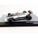 1/43 Lendas Brasileiras 6 Nelson Piquet Brabham Bt49c 1981