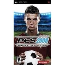 Videojuego Pes 2008 Pro Evolution Soccer Psp Best Buy