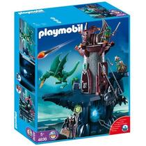 Juguete Castillo Dragones Playmobil Azul