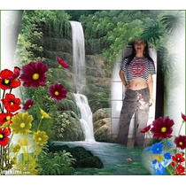 Calça Jeans Camuflada Feminina Tamanho 36