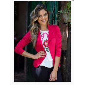 d12c7a714 Le 1200 Casacos - Blazer para Feminino no Mercado Livre Brasil