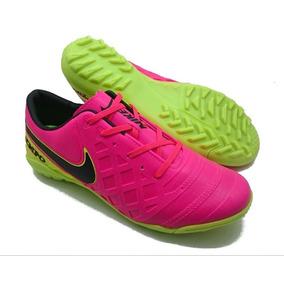 Chuteira Nike Com Tornozeleira Bola - Chuteiras no Mercado Livre Brasil acbed04051b87