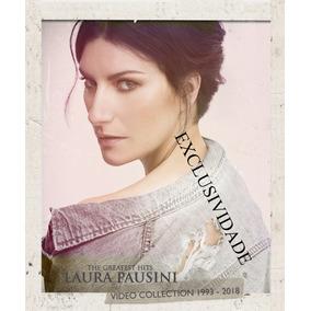 Blu-ray Laura Pausini - Vídeo Collection 93 - 2018