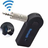 Receptor Bluetooth Adaptador P2 Audio Usb Atende Chamada