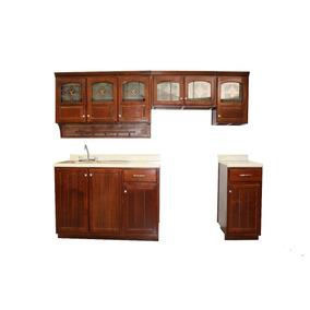 Muebles para cocina integral en caoba en mercado libre mxico cocina caoba modelo jaspe thecheapjerseys Choice Image