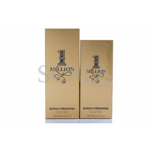 Perfume One Million 200ml Original Paco Rabanne Importado