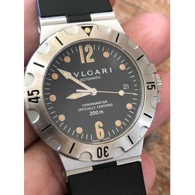 5267a956c11 Relogio Bvlgari Sd38s L2161 Manual - Relógio Masculino no Mercado ...