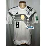 5df37a6922 Camisa Da Alemanha Com O Numero 8 no Mercado Livre Brasil