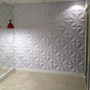 Kit C/ 20 Placas (5m²) 3d Revestimento Paredes Alto Relevo