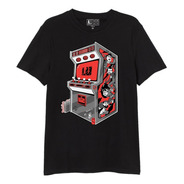 Arcade  - Playera Oficial Level Up