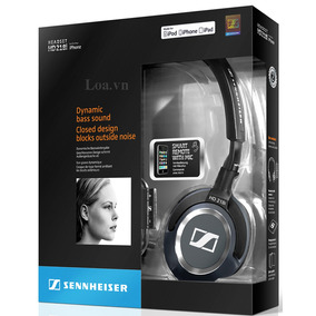 Sennheiser Hd 218i Audífonos Stereo Headphones (1009)