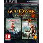 Gof Of War Collection 1 Y 2 Español 2 X 1 - Mza Games Ps3