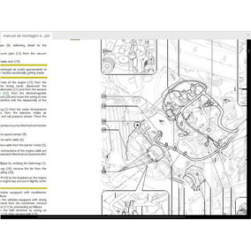 Manual De Montagen E Desmontagen Do Motor Ducato 2.3 Multije