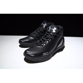Zapatillas Under Armour Curry 3 Basketball Modelo Exclusivo