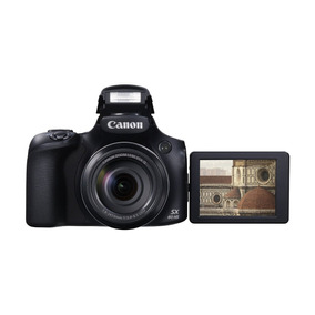 Camara Canon Powershot Sx60hs 16mp 65x Full Hd. Wifi-nfc Mic