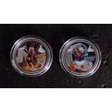 Monedas Conmemorativas Disney - Mickey & Donald - Proof