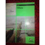 Odisea, Homero. Editorial Azulejos