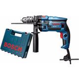 Furadeira Impacto 1/2 750w C/ Rev. E Mal. Gsb16re Bosch 220v