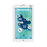Tablet Dl Social Phone 700 Dual Chip 3g Tx316 Branco