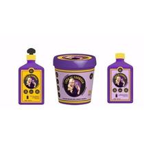 Lola Cosmetics Kit Loira De Farmácia (230g+2x250ml)