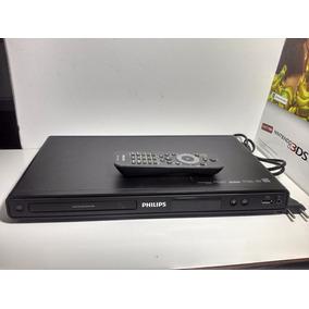 Dvd Philips + Controle Remoto + 453 Filmes + 300 Dvd