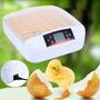 Huevo Claro Digital 56 Incubadora Nacedora Automática