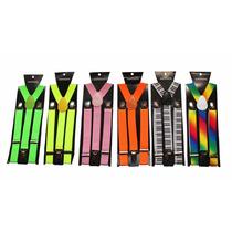 Tirador Fluor, Piano Y Multicolor