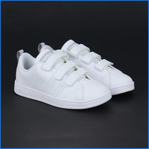 Zapatillas Adidas Advantage Clean Blanco Tallas 28 - 34 Ndpp