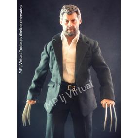 Figura De Ação Wolverine Logan 1/6 - A Exemplo De Hot Toys
