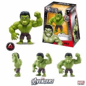 Boneco De Metal Die Cast - Marvel Vingadores - Hulk - M58