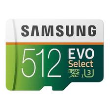 Tarjeta De Memoria Samsung Mb-me512ga/am Evo Select 512gb