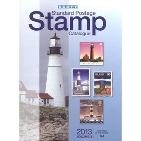 Catálogo De Selos Scott Completo Em 2 Dvds E Brinde Exclusiv