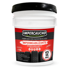 Impermeabilizante De Llanta 12 Años Impercaucho