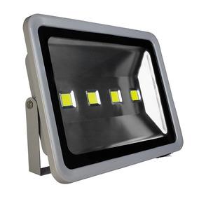 Refletor Led 200w Holofote Bivolt Branco Frio A Prova D