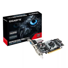 Placa De Video Radeon R5 230 1gb Gigabyte Low Profile