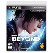 Beyond Two Souls-jogo Exclusivo Playstation 3 Em Português