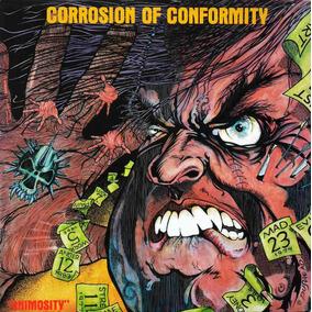 Cd Corrosion Of Conformity - Animosity (lacrado)