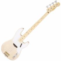 Contra Baixo Fender Precision Bass 50s Squier Classic Vibe