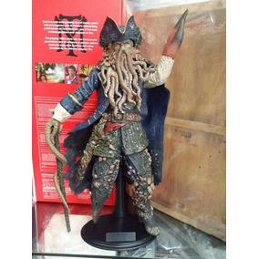 Piratas Do Caribe Davy Jones 30cm Neca Hot Toys Enterbay 1/6